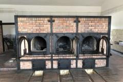 Das Krematorium im KZ Buchenwald