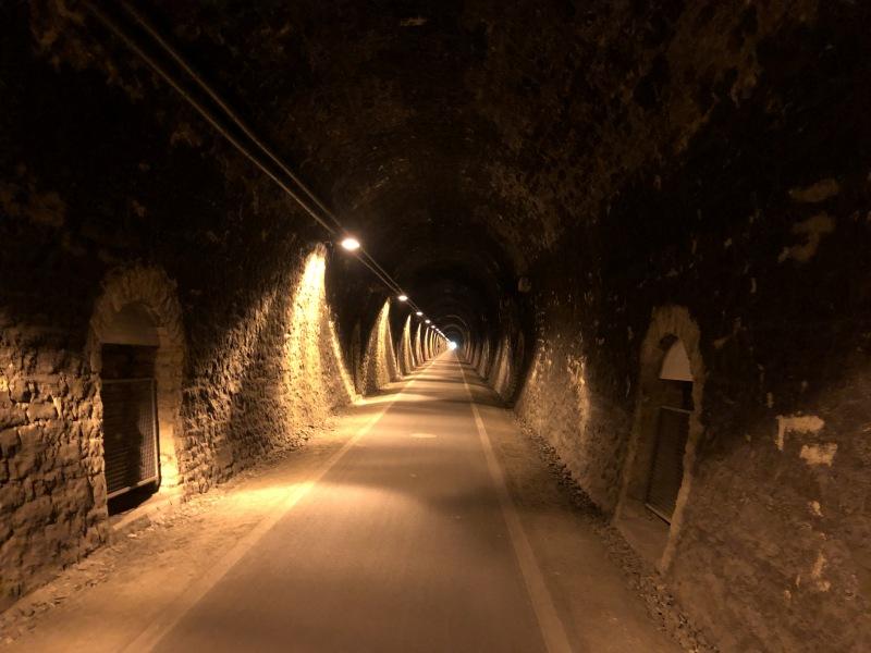 Der Milseburgtunnel