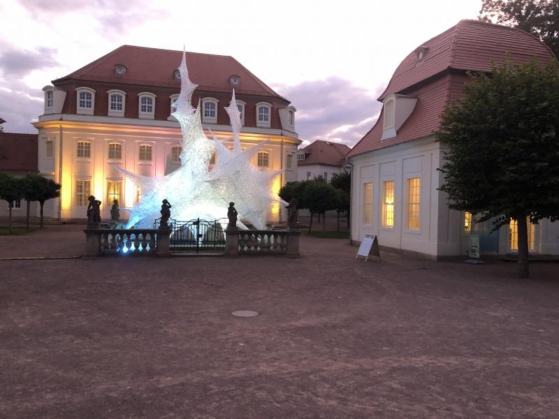 Kulturhaus von Bad Lauchstädt