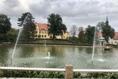 Der Stadtpark von Bad Lauchstädt