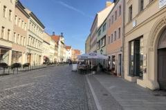 Schloßstraße in Wittenberg